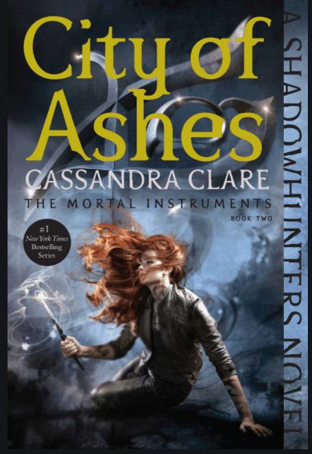 City of Ashes PDF