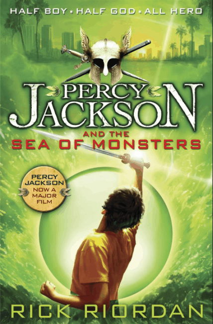 The Sea of Monsters PDF