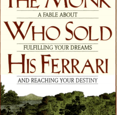 The Monk Who Sold His Ferrari Pdf