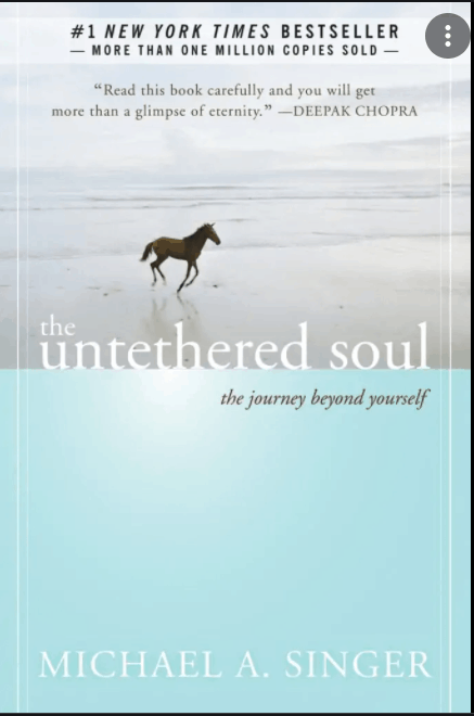 The Untethered Soul Pdf