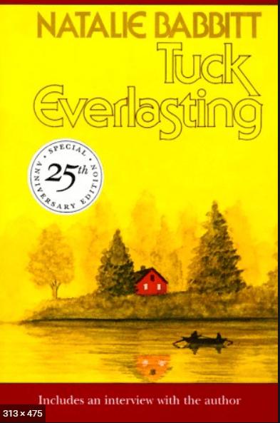 Tuck Everlasting Pdf