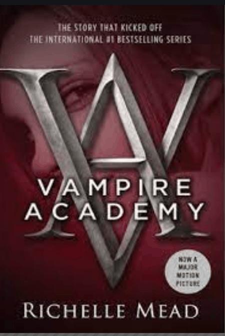 Vampire Academy Pdf