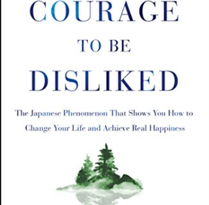The Courage to be Disliked Pdf