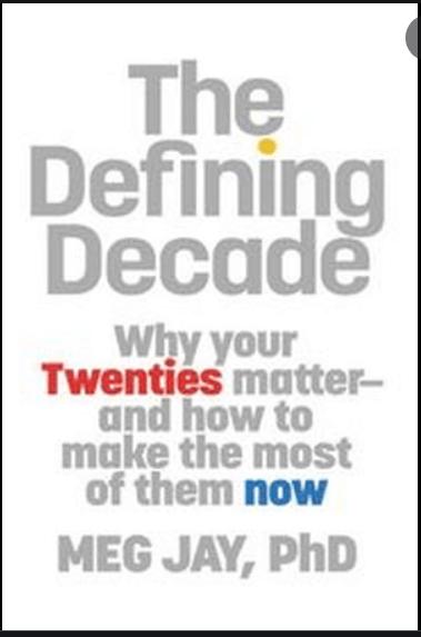 The Defining Decade Pdf