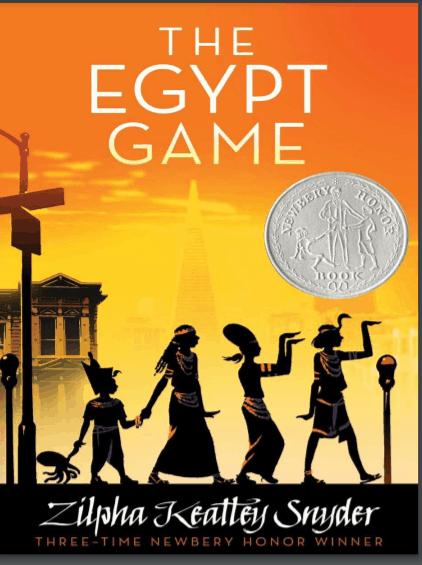 The Egypt Game Pdf