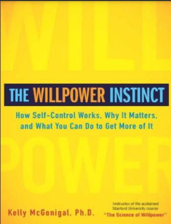 The Willpower Instinct Pdf