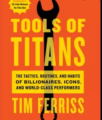 Tools of Titans Pdf