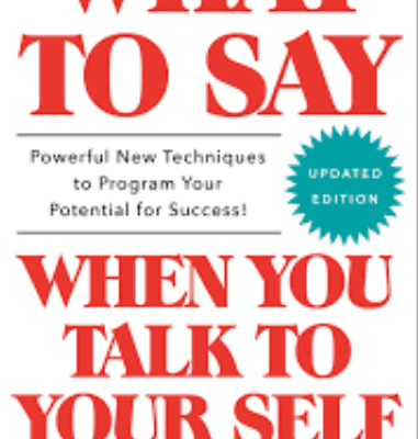 What to Say When You Talk to Yourself Pdf